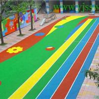 供应EPDM橡胶颗粒橡胶地板地垫人造草坪