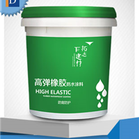 济南新型高弹橡胶防水涂料生产厂家现货批发