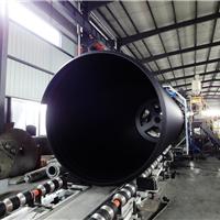 供应湖南长沙天卓HDPE钢带增强螺旋波纹管