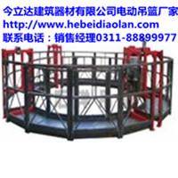 供应山西优质可靠的吊篮出售