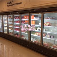 无锡放海鲜水饺立式低温冷冻冰柜厂家