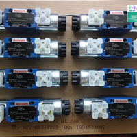 供应 4WE6D6X/OEG12N9K4力士乐电磁换向阀