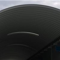 供应拱形波纹钢屋盖