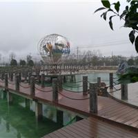 陕西汉中木塑生态木生产厂家|木塑复合材料