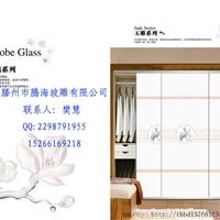 供应大量超白烤漆玻璃衣柜门玻璃