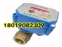 CR04 DC9~24V 2W DN20定时电动铜球阀