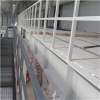 护栏厂家直销 热镀锌立柱护栏 钢梯防护栏