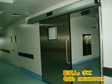 芜湖医院手术室门、芜湖医用脚踏自动门门
