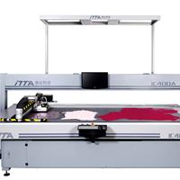 意达皮革数控切割机IC400A