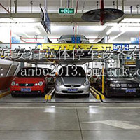 哈尔滨双层智能家用立体停车设备