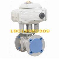 供应带反馈4-20mA信号输入电动球阀Q941F