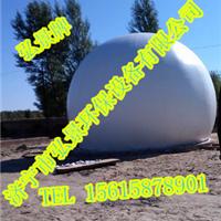 治霾降污新思路--沼气双模储气柜推广