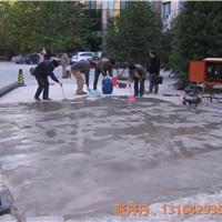 水泥地面起砂的危害及解决办法