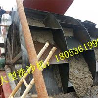 供应广东河源三排轮大型洗沙机产量高吗