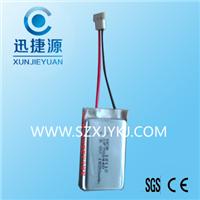 供应KJ236-K1识别卡电池 CP702440电池