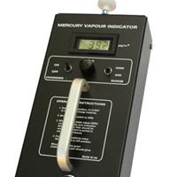 英国离子授权MVI汞蒸气检测仪支持数据存储