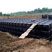 地埋式智能泵站箱泵一体化