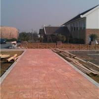 亚石彩坪供应兰州地区路面混凝土压花地坪