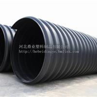 供应各种规格型号钢带增强(HDPE)波纹管