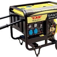 3千瓦便携小型柴油发电机