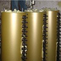 湖北聚氨酯浇注机水箱保温铝型材发泡机