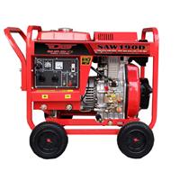 190安的柴油发电电焊机