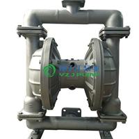 供应QBY型不锈钢气动往复泵