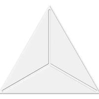 三角形凹凸铝扣板