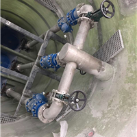 天津一体化污水预制提升泵站