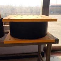 国标LRB(高阻尼)铅芯隔震橡胶支座