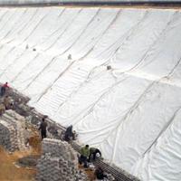 重庆厂家生产土工膜两布一膜防渗膜防水布