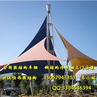 绍兴车棚制作公司 台州钢结构停车棚设计