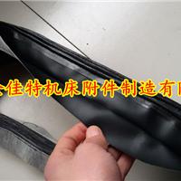 椭圆形丝杠耐磨防尘罩 圆形伸缩丝杆防尘罩