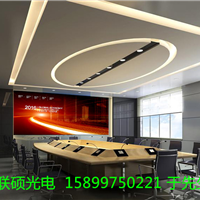 供应公司小型会议室P3全彩LED显示屏