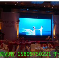供应酒店大堂贴墙P5全彩LED电子显示屏
