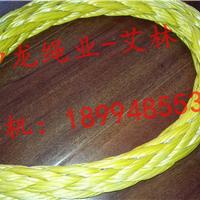 供应高分子聚乙烯绳/神龙绳业生产厂家