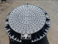 杭州圆形铸铁井盖