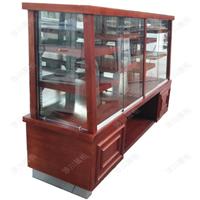 供应实木面包柜
