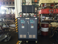 供应热压板成型油加热器