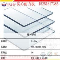 河南8mm透明PC耐力板 环保耐高温PC耐力板