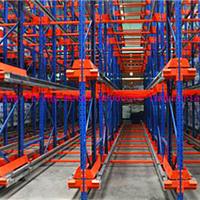 山东货架得友鑫重型货架悬壁货架自动化系统