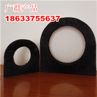 桂林管道支架||防腐空调木托批发