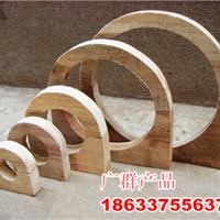 洛阳管道木码||空调保冷木托厂家