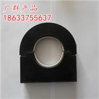 杭州广群管托厂供应保温隔冷EVA橡塑托码