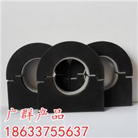 烟台空调管道木托||塑料管托供应||防水保温
