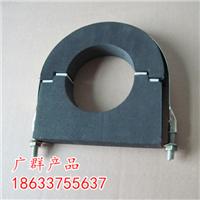 供应杭州隔冷黑色橡塑托码大量批发