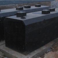 供应每天20吨的生活污水处理设备