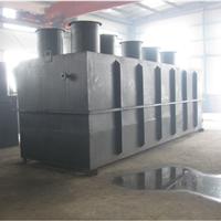 供应10吨每天一体化生活污水处理设备