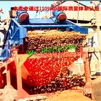 供应尾矿干排脱水筛科大砂石脱水设备