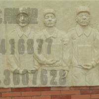 供应人造砂岩壁画玻璃钢雕塑罗马柱